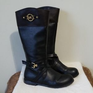 Michael Kors Emma Giada tall boots size 3